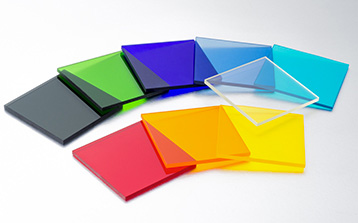 colored glass filters - Colored Glass